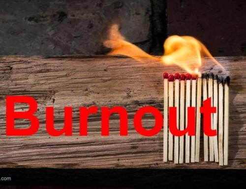 Burnout – Ausgebrannt im Job!