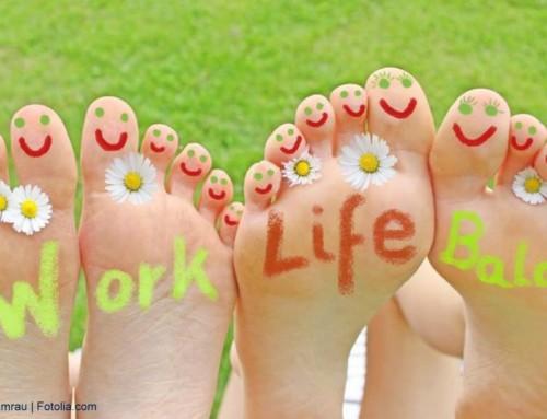 Mit den richtigen Prioritäten zur Work-Life-Balance