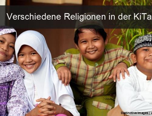 Verschiedene Religionen im Kindergarten