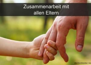 Die Zusammenarbeit mit Eltern mit Migrationshintergrund ist oft sehr herausfordernd.