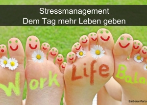 Stressmanagement ist auch für Erzieherinnen und Erzieher ein wichtiges Thema.