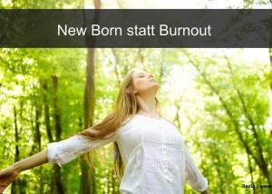 Durch die ständige Dauerbelastung bei der Arbeit mit den Kindern ist Burnout - Prävention ein wichtiges Thema für ErzieherInnen.