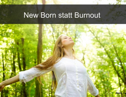 New Born statt Burnout