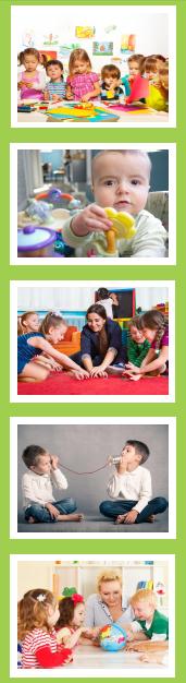 Erzieher sind aufgefordert die kindliche Sprache zu beobachen und darauf aufbauend alltagsintegriert zu bilden.