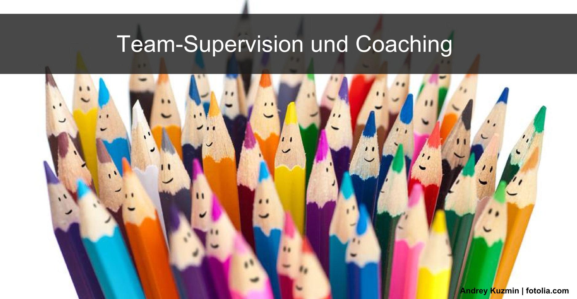 Gerade in pädagogischen Berufen ist eine kontinuierliche Team-Supervision hilfreich.