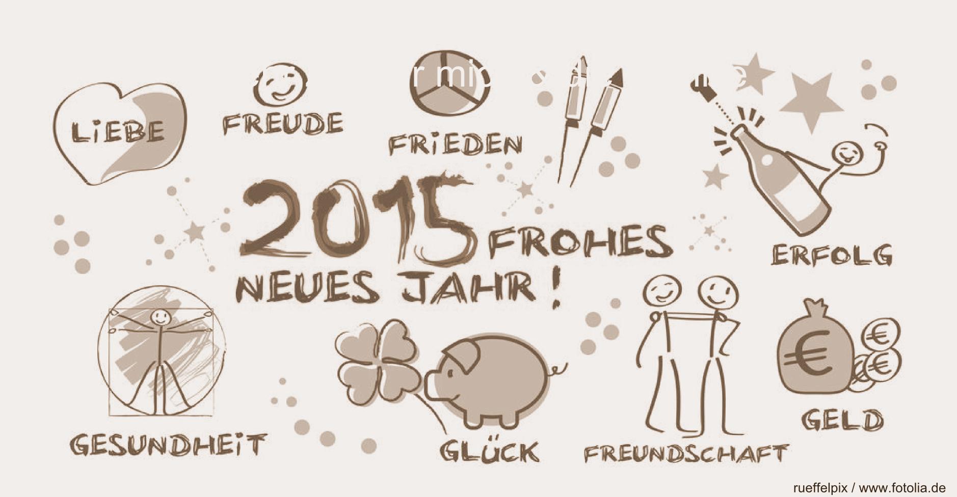 Mein Vorsatz für 2015: Mehr Zeit