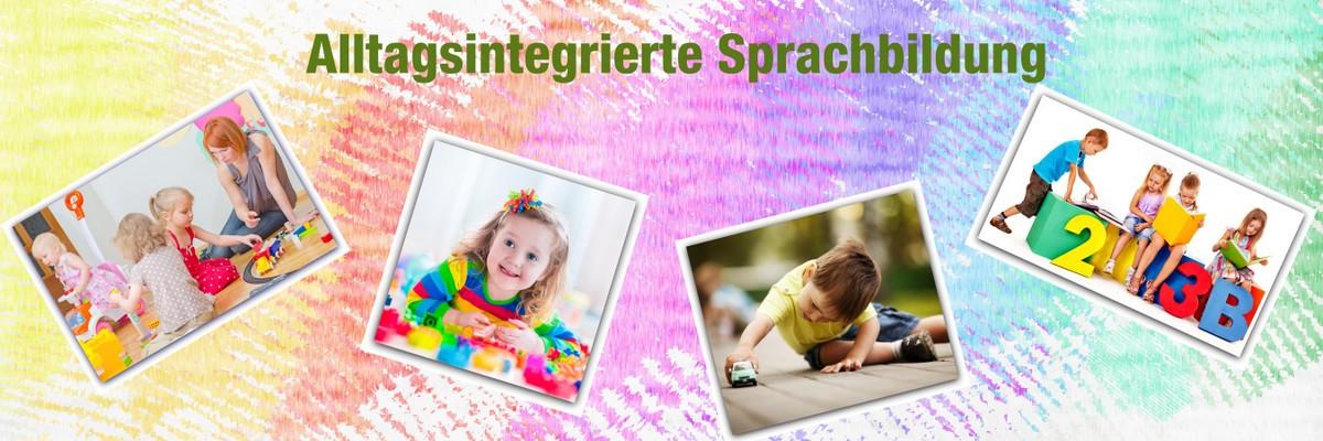 Alltagsintegrierte Sprachbildung in Kindergärten